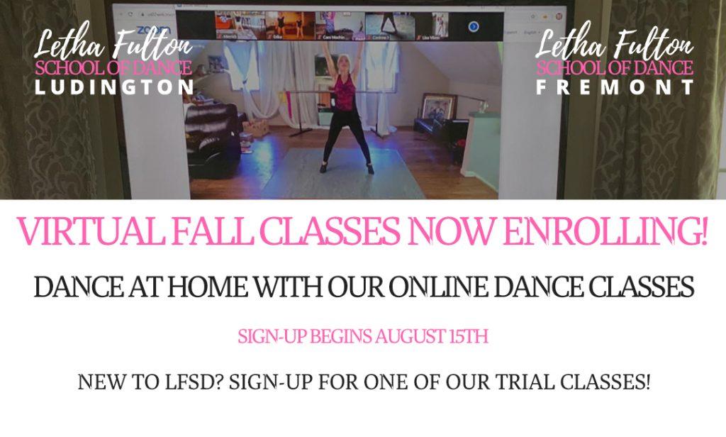 Virtual Class Enrollment